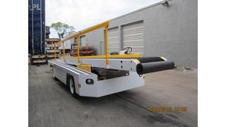 Belt Loader Tug 660