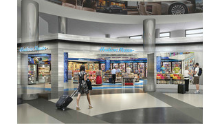 Hudson Group Debuts 19 New Airport Stores at Preview Of LAX's Tom Bradley International Terminal