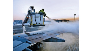 Ground Handler Develops Its Own Eco-Friendly Deicing Fluid