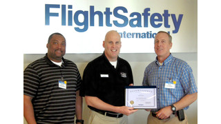 FlightSafety Selected By the Maricopa County Sheriff's Office Aviation Division to Provide Bell 407 Training