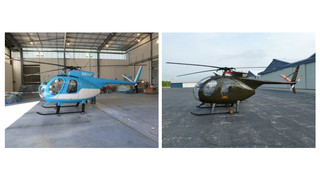 Summit Aviation Recreates Paint Scheme For Operation Flying Heroes Program