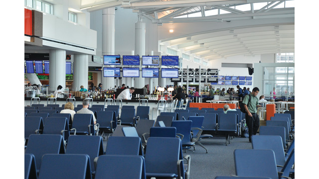Houston Terminal Makes the Grade