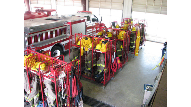 Tool & Equipment Tracking For Aircraft Rescue & Firefighting