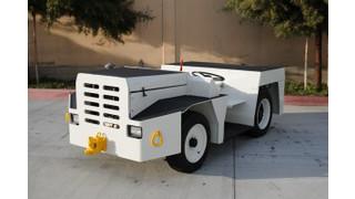 Northwestern/ Wollard Model 140D Pushback Tractor