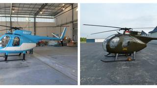 Summit Aviation Recreates Paint Scheme For Operation Flying Heroes Program