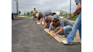 Palmer Johnson Helps Out Habitat For Humanity