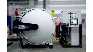 Hansen-Balk Steel Treating Premieres Ipsen's TITAN® Vacuum Temper