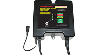 BatteryMINDer Aviation-Specific 12 Volt 12248-AA-S5 Maintenance Battery Charger - Desulfator (Concorde version)
