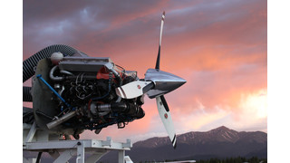 EPS Making Progress on Certification of Vision 350 Flat-V Diesel Aero-Engine