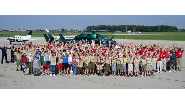 Spirit Avionics to Host Youth Aviation Adventure Hangarfest 2013