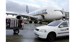 Baggage Handling Developments In Europe