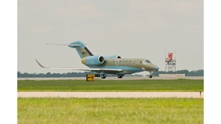 Flawless First Production Flight for Cessna Citation X