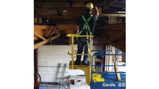 Vertical Access Platform Attachment