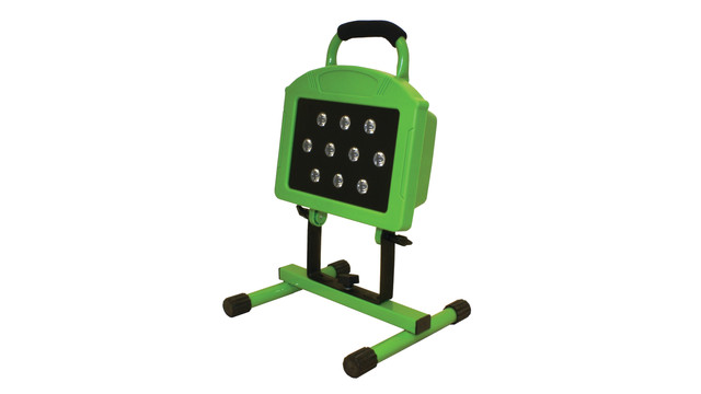 Portable, Rechargeable LED Floodlight
