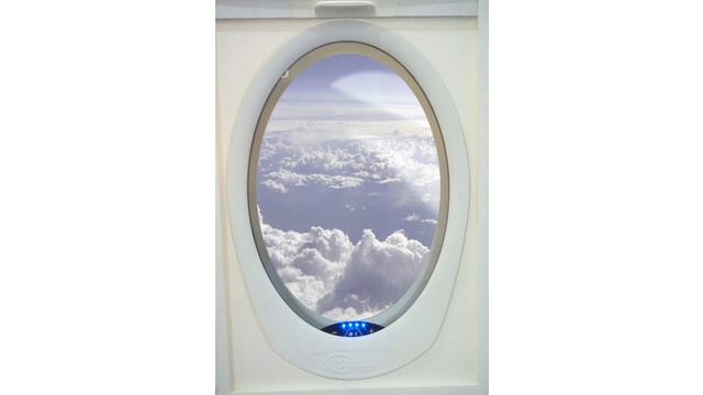 Sunpartner and Vision Systems Develop Standalone Solar Protection Windows for Aircraft