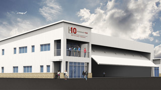 Hangar Ten at MKC Expands with New Hangar