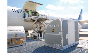 UPS Begins Using Fire-Resistant Cargo Containers