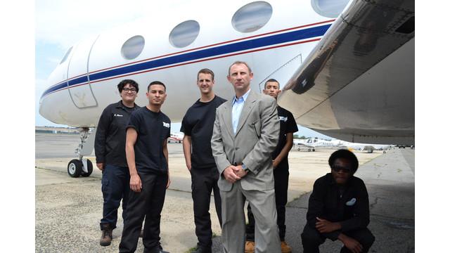 JFI Jets Owner Donates Gulfstream Business Jet To Long Island Vocational Academy