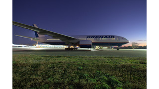 Boeing Shanghai Signs First 777 Heavy Maintenance Contract