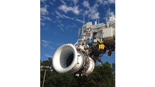 CFM launches a new era as first LEAP engine begins ground testing