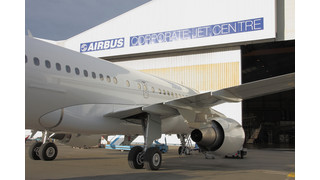 Airbus Corporate Jet Centre Signs its First CAMO Contract with Asian Customer