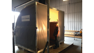 Fire-Resistant Cargo Containers