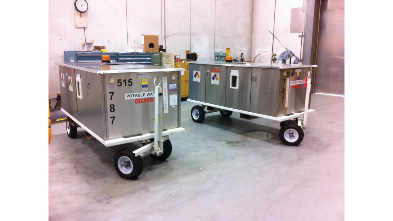 Water Disinfection Equipment Aviationpros Com