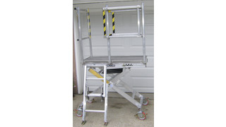 Introducing Scissor Deck 4000 Series Industrial Maintenance Platforms