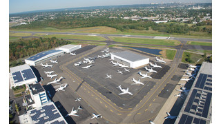 Jet Aviation Completes Ramp and Hangar Expansion at its Teterboro Facility