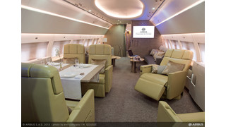 Airbus Corporate Jet Centre Delivers its 24th VIP ACJ Cabin