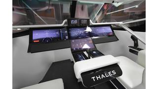 Thales's Avionics 2020 Future Cockpit Wins 2013 Red Dot Design Concept Award