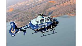 American Eurocopter Showcases the Versatile EC135 at IACP 2013
