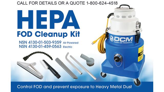 FOD Cleanup Kit