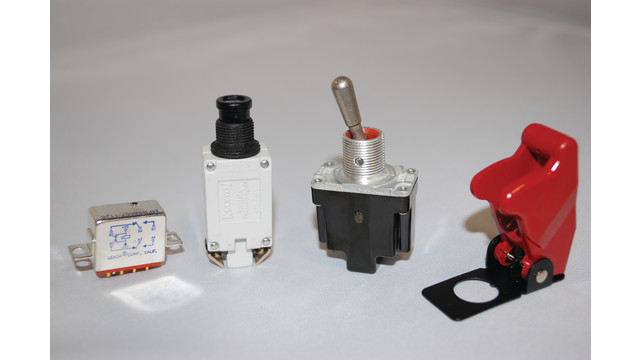 Switches, Relays, Guards And Circuit Breakers