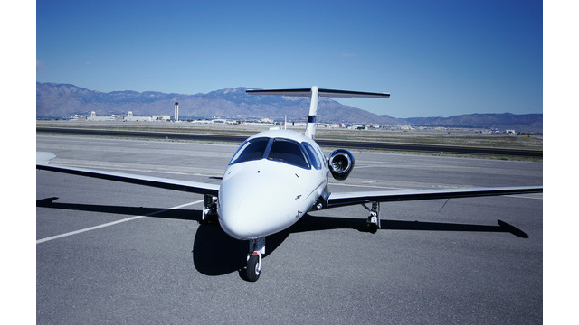 PPG Aerospace Begins Deliveries of Cockpit Windows for Eclipse 550 Jet