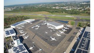 Jet Aviation Completes Ramp and Hangar Expansion at its Teterboro Facility