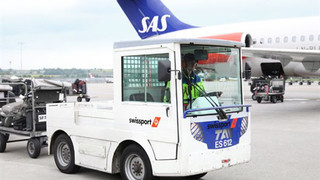Swissport Acquires Minority Stake In SAS´ Ground Handling Services