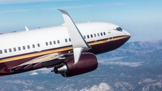 Aviation Partners Launches Split Scimitar™ Winglets for BBJs