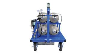 Oxygen Cart