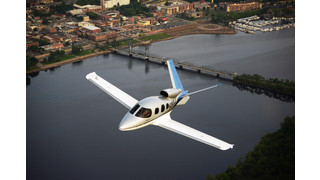 Hartzell Engine Technologies Announces That Cirrus Aircraft Has Selected Its New-Generation ES-Series Alternator For The Vision SF50 Personal Jet