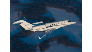 FAA Verifies Citation X Speed