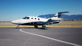 Eclipse 550 Jet Debuts at NBAA