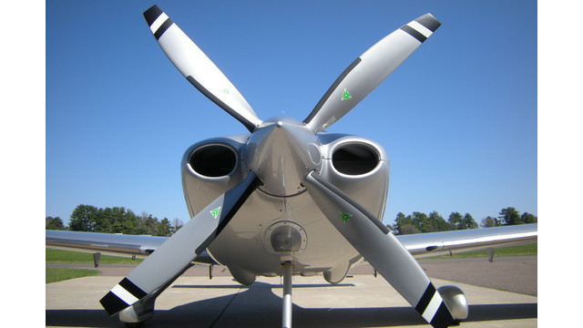 4-Blade MT Composite Propeller FIKI Approval Announced