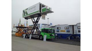 'Ecat' Catering Truck
