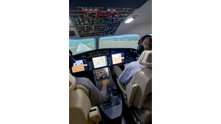 Dassault's New Falcon 5X Makes First Virtual Flight