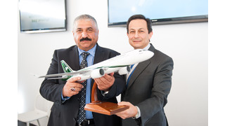 Iraqi Airways Signs Letter of Intent for up to 16 Bombardier CS300 Aircraft