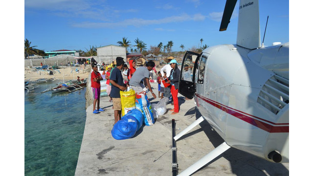 Mission Aviation Fellowship and New Tribes Mission Provide Desperately Needed Aid to Remote Philippine Islands