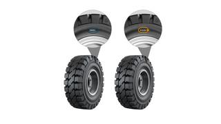 Continental Broadens Solid Tire Portfolio