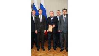 Russian Helicopters Wins CSR Award from Industry and Trade Ministry