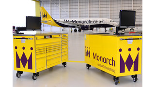Monarch Aircraft Engineering Drives Further Efficiency and Safety with Snap-on Industrial